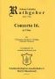 Concerto 16
