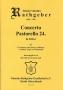 Concerto Pastorello 24