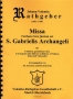 Missa S. Gabrielis Archangeli