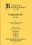 Concerto 15