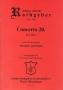 Concerto 20 - Bearbeitung