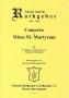 Concerto of Missa SS.Martyrum Opus 19