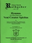 Hymnus 09 - Veni Creator Spiritus