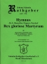 Hymnus 31 - Rex Gloriose Martyrum