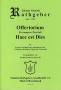"""Offertorium """"Haec est Dies"""" Opus 20"""