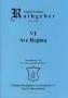 VI Ave Regina Opus 16