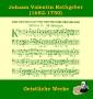 Valentin Rathgeber - Sacred Works