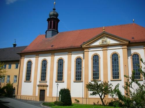 Augustinerkloster St. Michael Münnerstadt