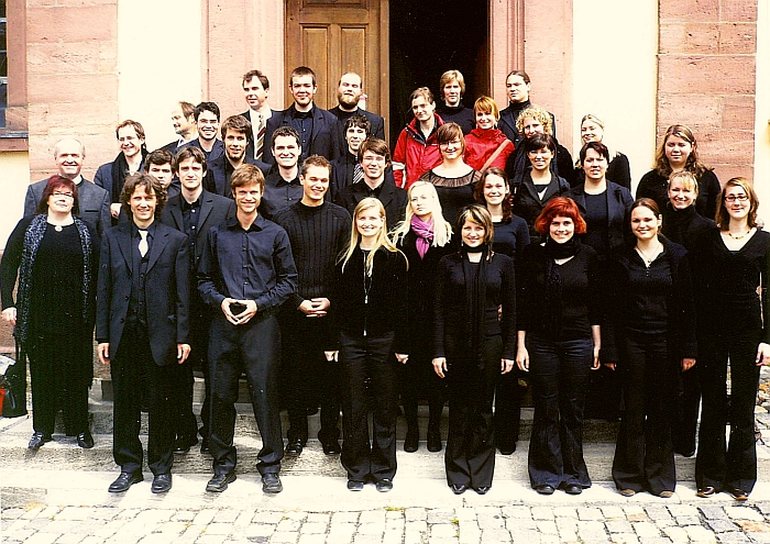 Solists, choir and instrumentalists of the Training College for Music Bad Königshofen